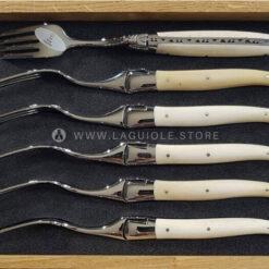 beef bone laguiole dinner forks