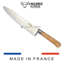 laguiole chef knife boxwood