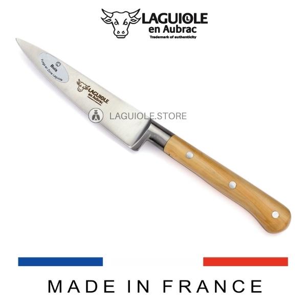 laguiole en aubrac paring knife boxwood