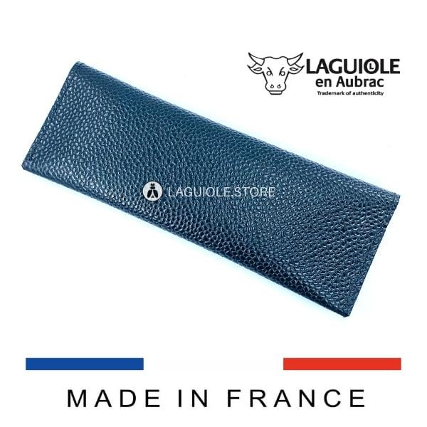 laguiole leather sheath for waiters corkscrews