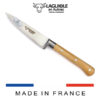 laguiole paring knife boxwood