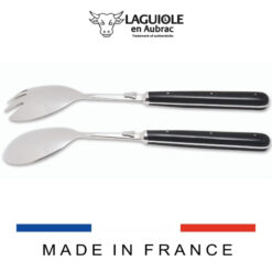 laguiole salad server set 2 pieces
