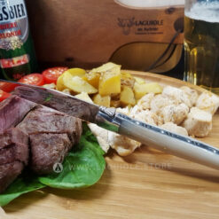 laguiole steak knife horn tip