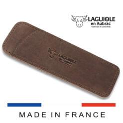 leather sleeve vintage