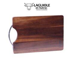 laguiole cutting board metal handle