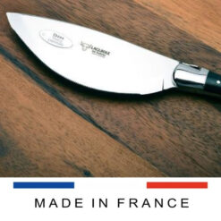 laguiole en aubrac pizza knife serrated blade