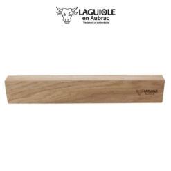 laguiole magnetic bar in oak wood