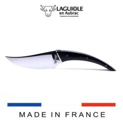 le buron cheese knife ebony handle