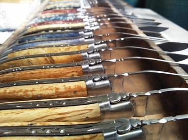 classic laguiole knife