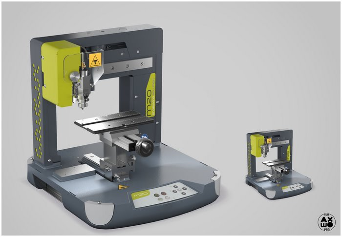 engraving machine for laguiole knife