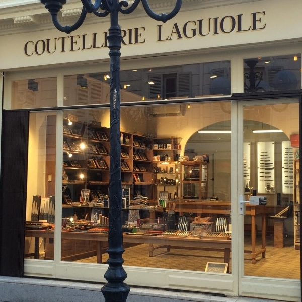 laguiole store in nice provence