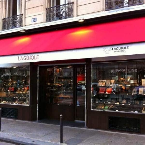 laguiole store in paris centre 8