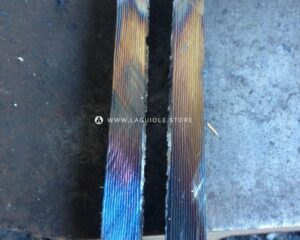 laguiole damascus blade