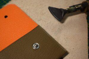 laguiole leather sheaths manufacturing