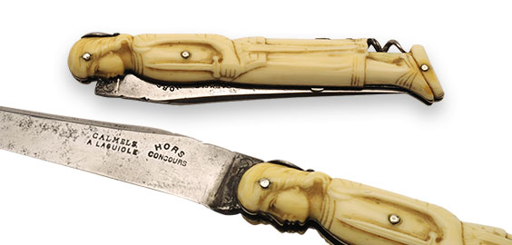 old laguiole knives