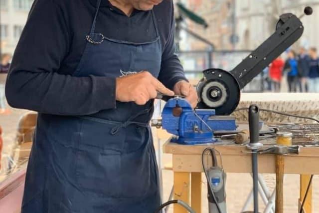 laguiole en aubrac workshop