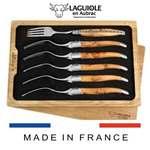 set of 6 table forks