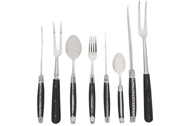 laguiole cutlery set 28 pieces