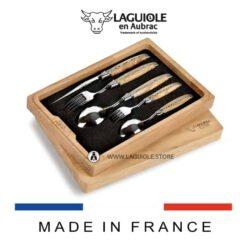 5 piece laguiole flatware place setting