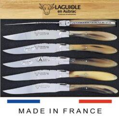crocus laguiole steak knives