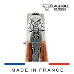 laguiole knife prestige bee 8 snakewood