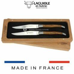 set of 2 steak knives laguiole