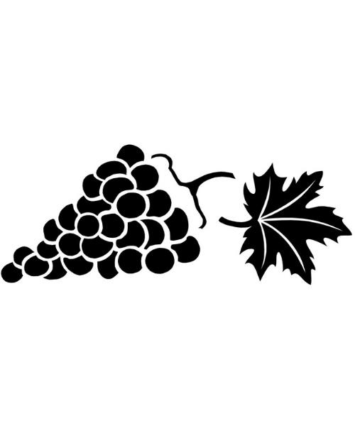 bunch of grape pattern
